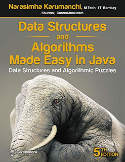 Data Structures and Algorithms Made Easy in Java Pdf Github