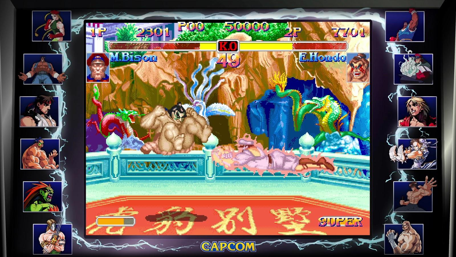 Street Fighter 30th Anniversary Collection PC ESPAÑOL (SKIDROW) + REPACK 1 DVD5 (JPW) 7