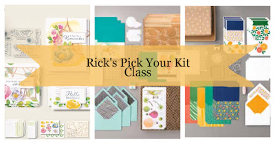 Pick Your Kit Night with Rick Class Details and registration information!  Class date is February 16th click for details on how to register!