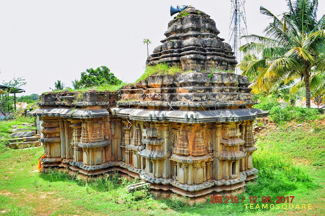 Sri Lakshmi Narayana Temple, Sagatavalli