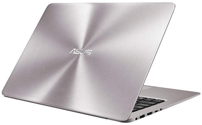 ASUS ZenBook UX410UA-GV036: portátil ultrabook de 14'' con procesador Core i7 y disco SSD