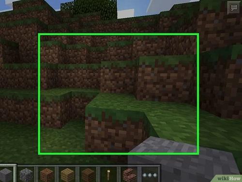Một hòn đá hình như giúp đỡ bạn thuận tiện thoát ra khỏi hố sâu