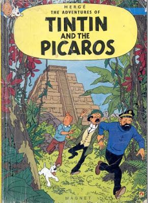 Download free ebook Tintin and the Picaros pdf