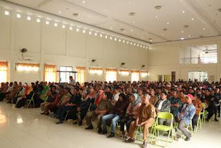 BPD Miliki Peran Strategis Dalam Pembangunan Desa