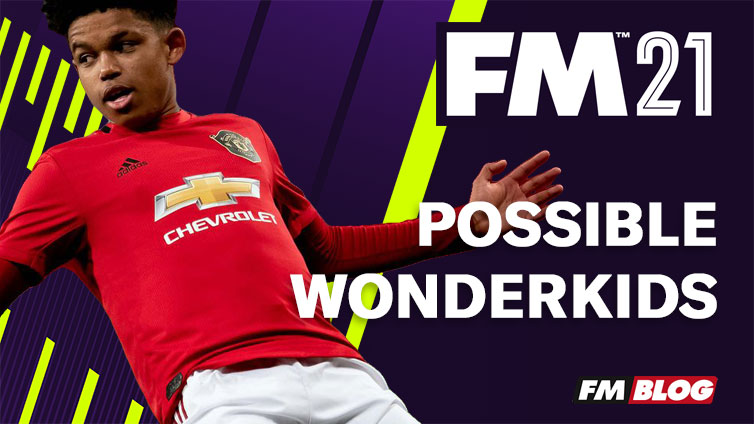 Football Manager 2021 Potential Wonderkids