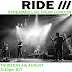 How To Watch Ride Play A Special Gig For Charity Next Month