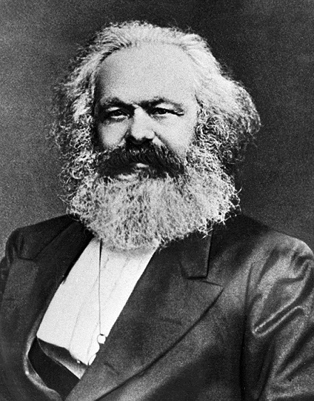 كارل هانريك ماركس
