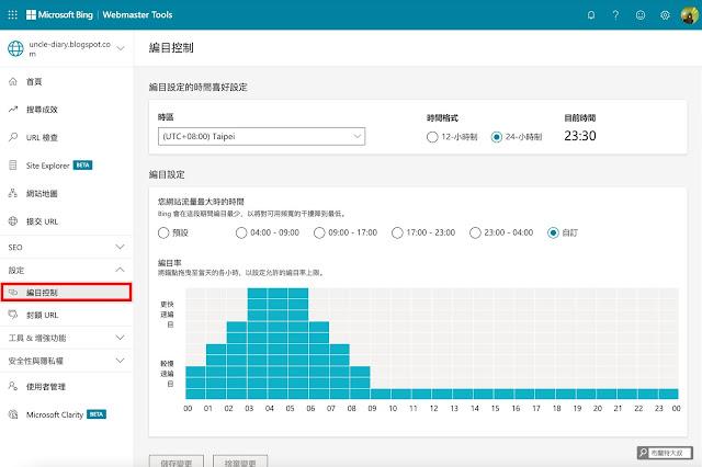 【網站 SEO】用 Webmasters Tools 提升 Yahoo、Bing 搜尋引擎中的網頁排名 (網站、部落格都適用) - 自訂 Bingbot 收錄時間,讓網站速度不會受到影響