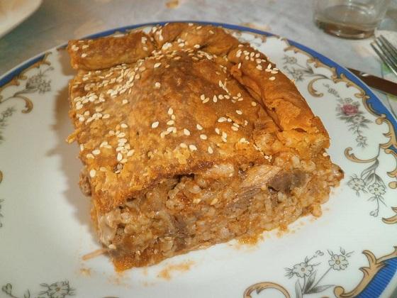 Η παραδοσιακή κρεατόπιτα της Κεφαλονιάς που σήμερα έχει την τιμητικής της (συνταγή