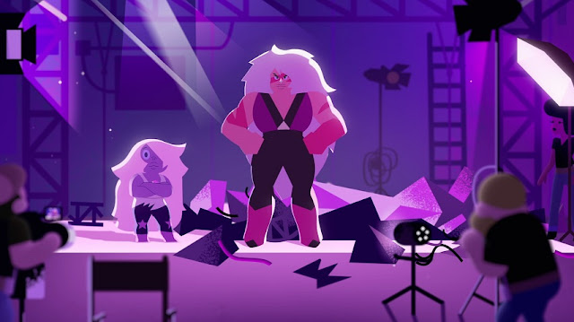 Dove Self-Esteem Project x Steven Universe