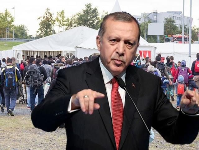تركيا تهدد أوروبا مرة أخرى بورقة اللاجئين