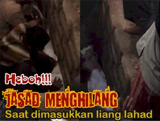 Heboh Jasad Ulama Menghilang di Lombok Timur