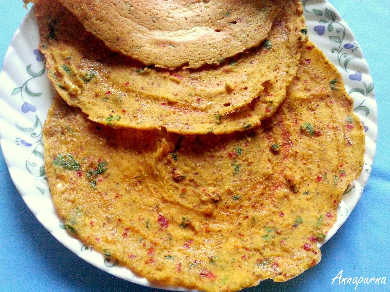 Annapurna adai dosa protein rich south indian breakfast recipe adai dosa protein rich south indian breakfast recipe forumfinder Choice Image