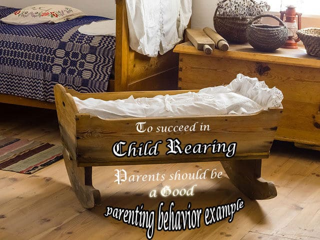 How to succeed in child rearing