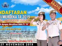 PERPANJANGAN PELAKSANAAN SELEKSI PENGADAAN  CALON PEGAWAI NEGERI SIPIL KEMENTERIAN PERTAHANAN REPUBLIK INDONESIA TAHUN ANGGARAN 2019