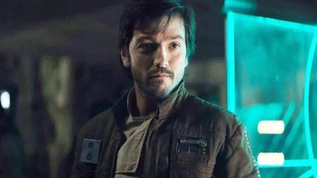 CASSIAN ANDOR | Spinoff de Star Wars terá diretor de Black Mirror