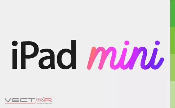 iPad Mini (2021) Logo - Download Vector File CDR (CorelDraw)