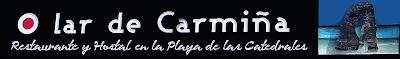 O Lar de Carmiña | Bar Restaurante Hostal | Ribadeo | Playa de las Catedrales
