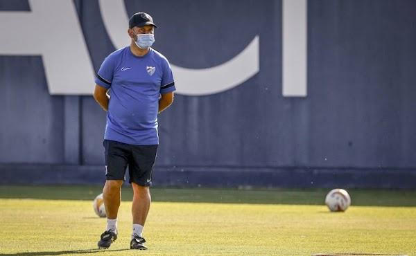 José Alberto habla de las preferencias de sus hijos en el Sporting - Málaga