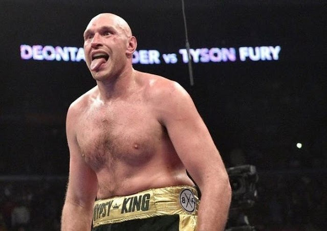 See Tyson Fury Said After Anthony Joshua's Victory Over Kubrat Pulev