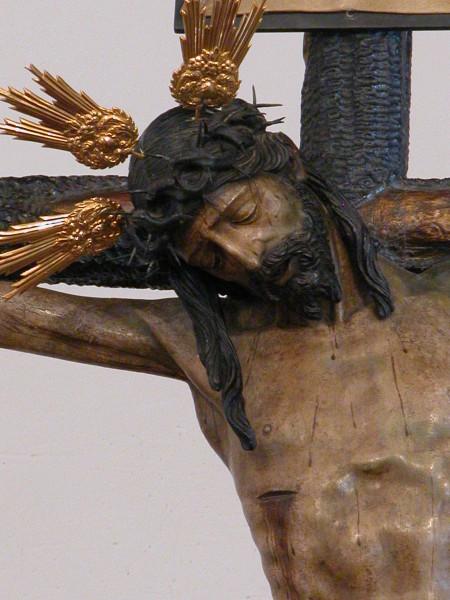 El Cartel del V Centenario del Cristo de la Amargura de Carmona (Sevilla) será pintado por Nuria Barrera