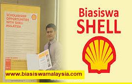 Shell Malaysia Scholarship