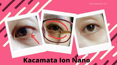 kacamata ion nano bigenmi