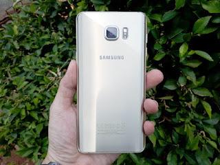 Samsung Note 5 SM-N9208 Seken Dual SIM 4G LTE RAM 4GB Mulus
