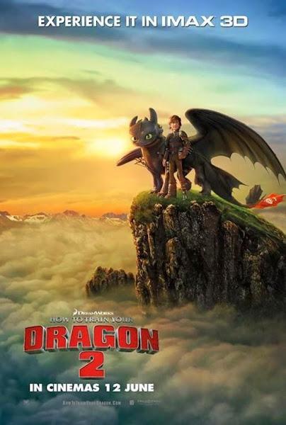 Cómo Entrenar a Tu Dragón 2 DVDRip Latino