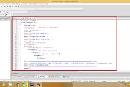 Membuat Program Pemilihan Kondisi IF Dalam Bahasa C++