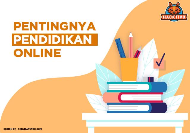 pendidikan online