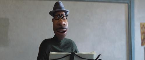Pixar Soul Hypertextural Garments
