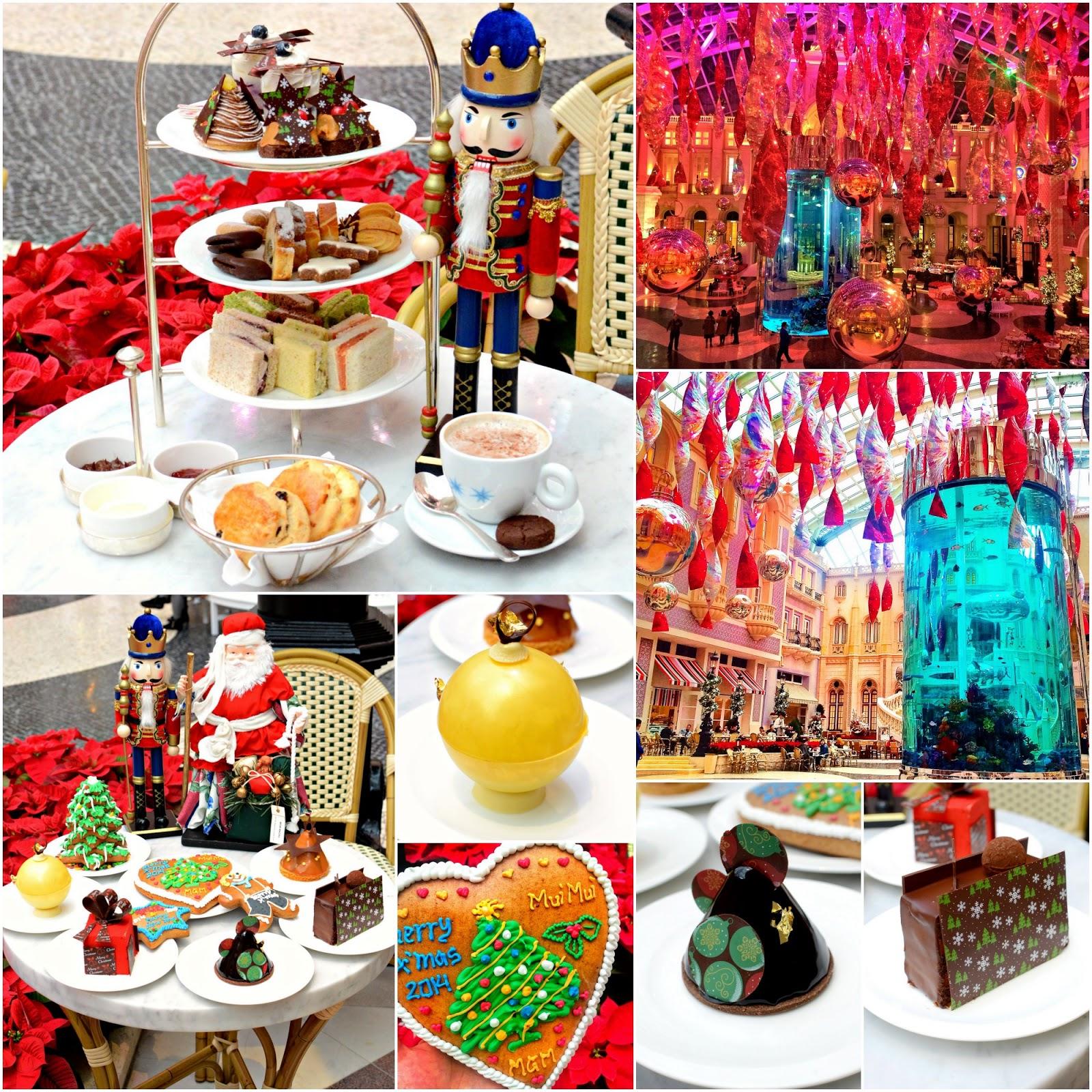 澳門:澳門美高梅MGM Macau - 聖誕下午茶及甜點 | Chocolate muimui | 品味生活 - fanpiece