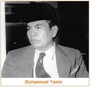 Muhamad Yamin - Pengusul Sumpah Pemuda