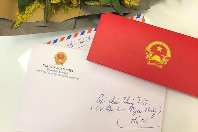 Thư của Thủ tướng gửi Thủy Tiên: Cháu không hề đơn độc