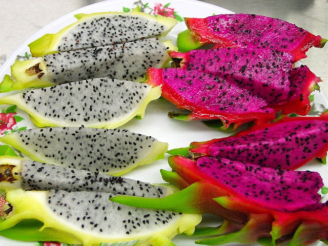 Red Dragon fruit content and benefits for the body