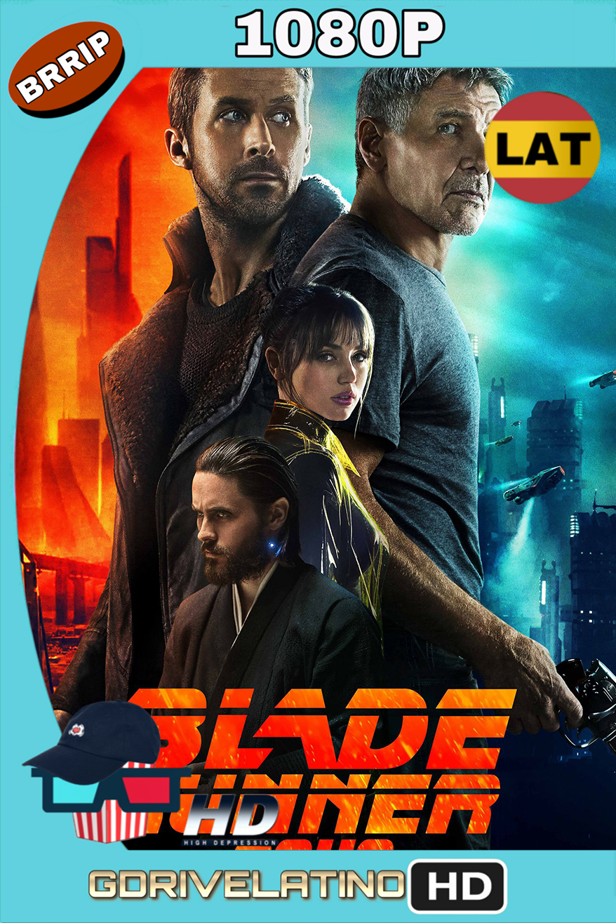 Blade Runner 2049 (2017) BRRip 1080p (Latino-Inglés) MKV