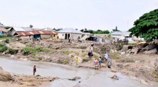 Flood: FCTA pulls down 102 houses in Abuja