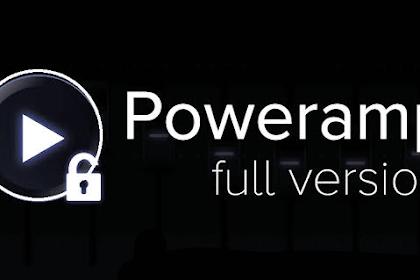 Poweramp Full Version Unlocker v3 build 844