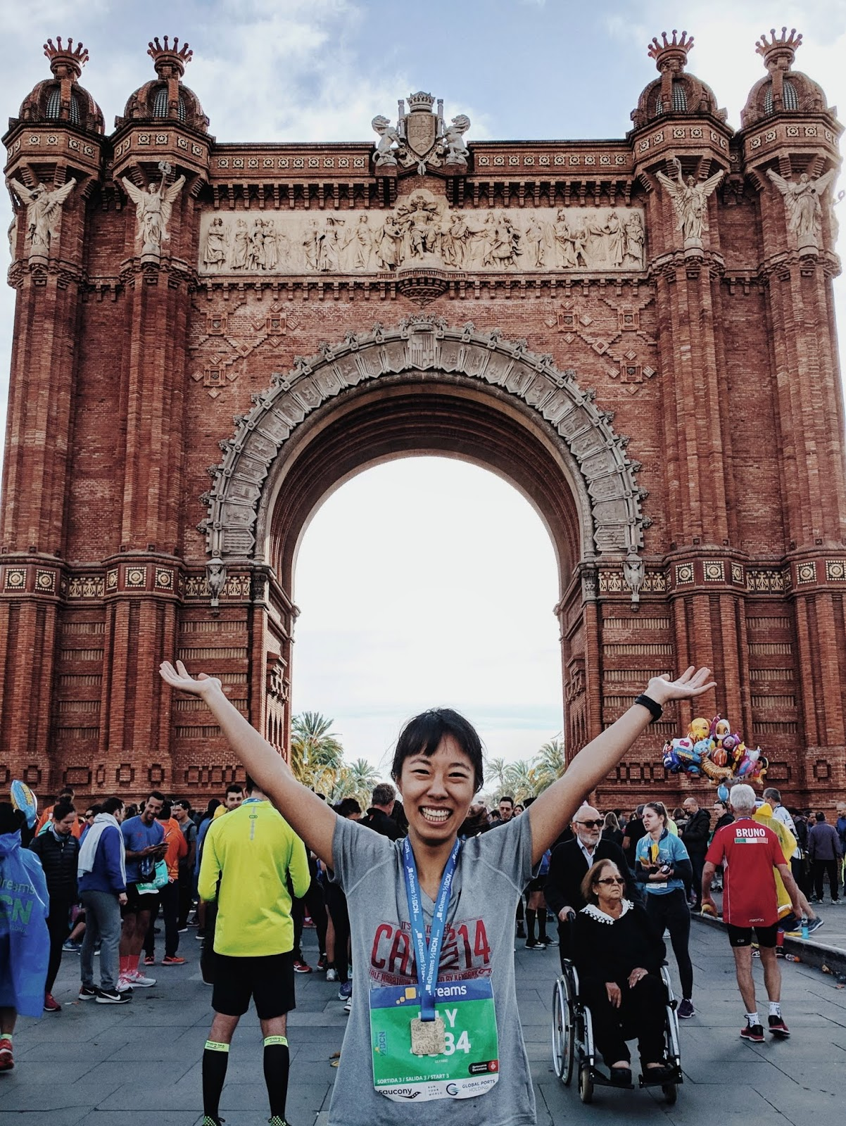 Barcelona Half Marathon Race Review