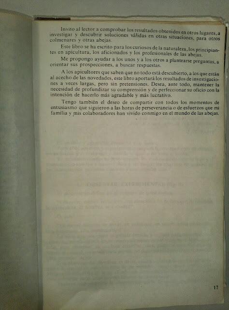 17 - La biblia del apicultor 200318 - El Apicultor Español: Actitud y Aptitud