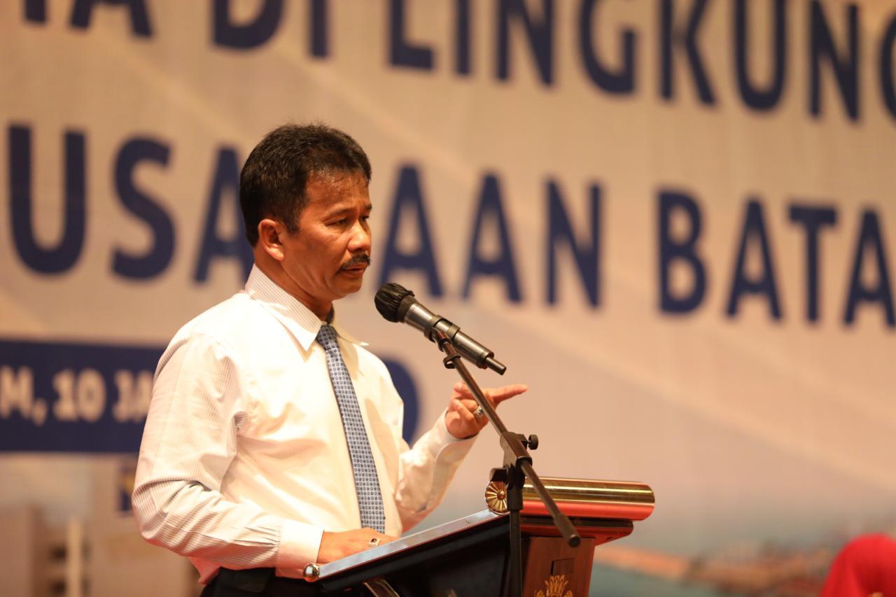 Agar Target RPJMD Tercapai, Kepala BP Batam Padukan Perencanaan BP Batam dengan Pemerintah Daerah