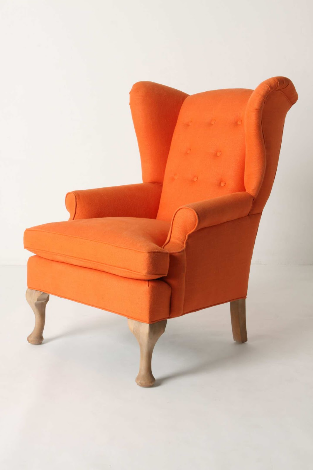 10 Wing back Chair Design Ideas for Living Room Interior ...