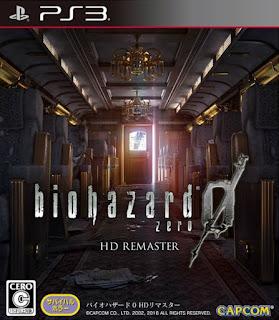 RESIDENT EVIL ZERO HD REMASTER PS3 TORRENT