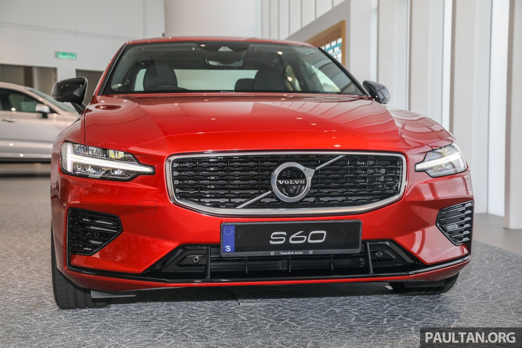 Volvo S60 2020 lắp ráp tại Malaysia