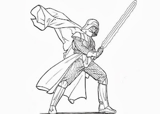 darth vader coloring pages for kids | Star Wars Darth Vader coloring pages | Free Coloring Pages ...
