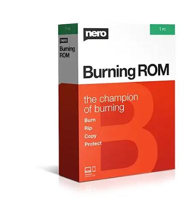 تحميل برنامج نيرو لنسخ الاسطوانات Nero Burning ROM 2021
