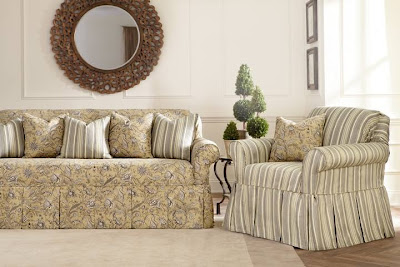 Sure Fit Slipcovers Design Matchmaker Florals And