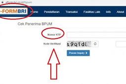 Cara Daftar BLT UMKM Tahap II Secara Online