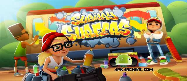 Subway Surfers v1.116.1 [Mod] APK oyun indir